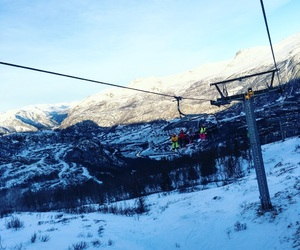 o, snow, and norge image