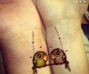 birds, brother, and meaning image