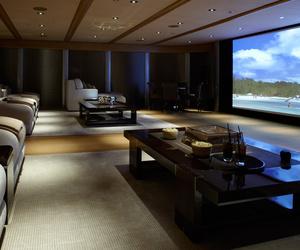 cinema, home, and hall image