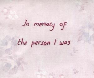 memories and sad image