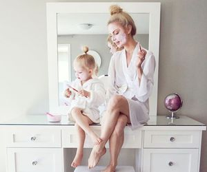 baby, daughter, and kids image