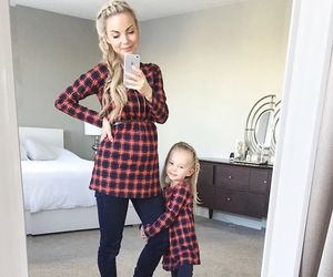 fashion, love, and baby image