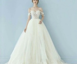bride, dress, and inspiration image