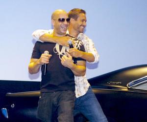 paul walker and Vin Diesel image
