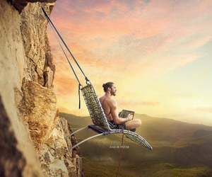 adventure, high, and relax image
