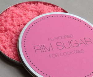 pink, sugar, and sweet image