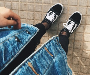 girls, grunge, and shoes image