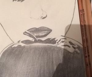 apple, sketch, and swan queen image