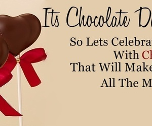 free chocolate day quotes image