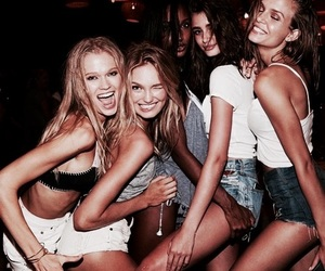 friends, girl, and josephine skriver image