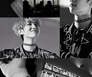 aesthetic, black & white, and edit image