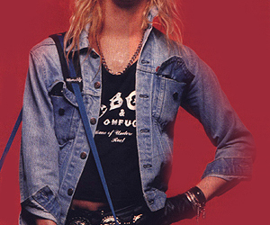 duff mckagan, Guns N Roses, and rock image