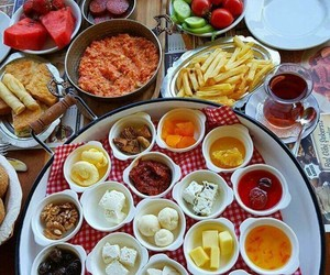 turk, breakfast, and delicious image