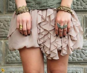 Braclets, hope, and nails image