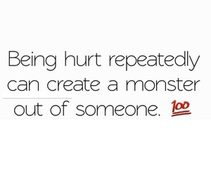 create, heartless, and hurt image