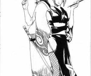 gintama and gintoki image
