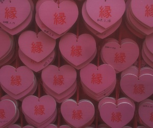 heart, kawaii, and pink image
