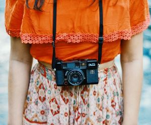 fashion, summer, and photography image