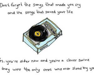 song, cry, and life image