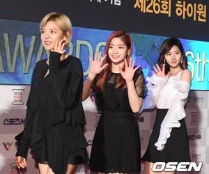 jungyeon & dahyun & sana image