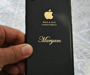 iphone, letters, and name image