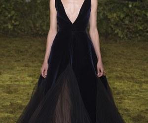 dress, fashion, and Christian Dior image