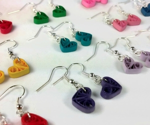 eco friendly, valentines day, and heart jewelry image