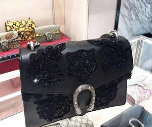 bag, fashion, and gucci image