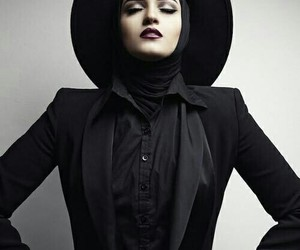 black, fashion, and stylé image