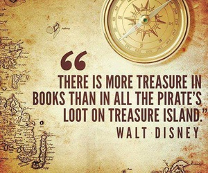 book, quote, and disney image