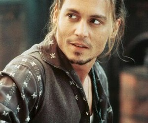 johnny depp, chocolate, and sexy image