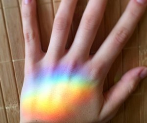 colors, photography, and hand image