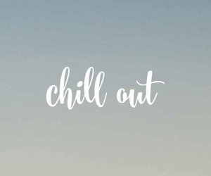 wallpaper, chill, and chill out image