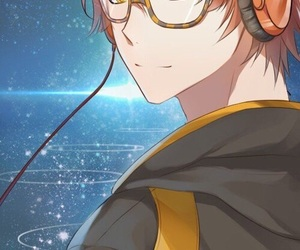 mystic messenger and luciel image