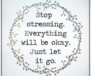 let it go, motivation, and positivity image