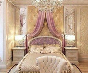 luxury and bedroom image