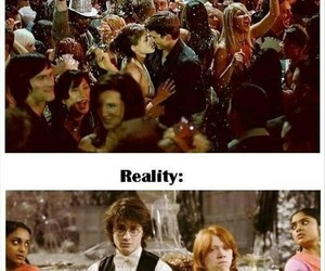 funny, new year, and harry potter image