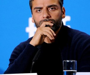 oscar isaac, star+wars, and comic+con image