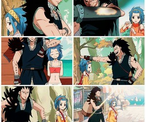 fairy tail, gale, and shipp image