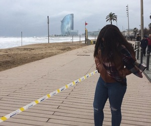bcn, fall, and beach image