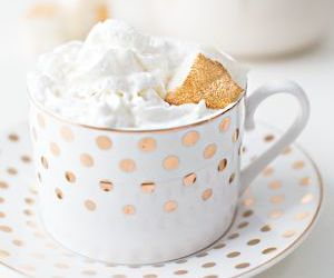 food and hot chocolate image