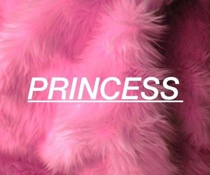fuzzy, pink, and princess image