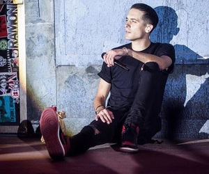 g-eazy, concert, and rap image