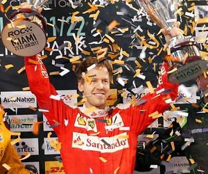 roc, sebastian vettel, and race of champions image