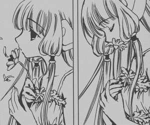 chobits, chii, and cute image