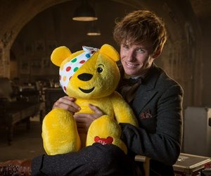 eddie redmayne, fantastic beasts, and newt scamander image