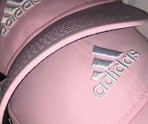 pink, adidas, and tumblr image