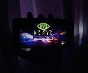 game, nerve, and player image