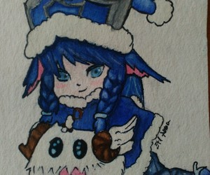 lulu, skin, and league of legends image