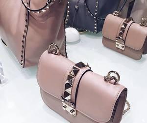 bag, beautiful, and pink image